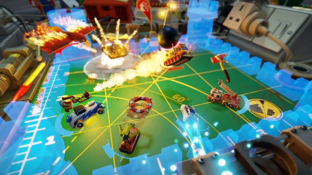 Micro Machines : World Series