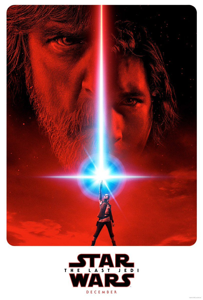Les Derniers Jedi affiche 2