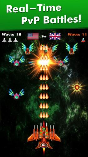 Galaxy Attack: Alien Shooter v26.0 (Mod Money)