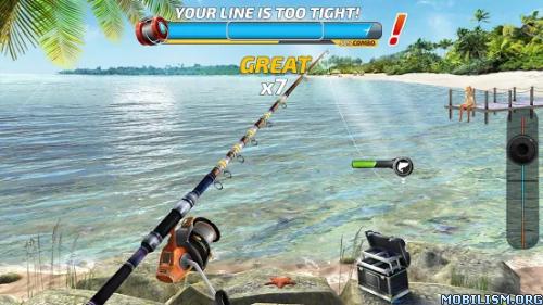Fishing Clash: Catching Fish Game. Bass Hunting 3D v1.0.121 [Mod]