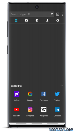 Puffin Browser Pro v8.3.0.41446 [Mod]