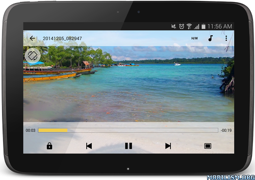 MX Player v1.29.0 [Beta] [Unlocked AC3/DTS] [ML]
