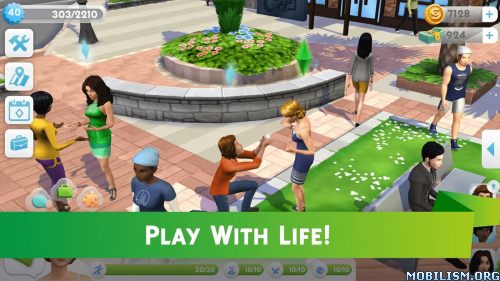 The Sims Mobile v20.0.0.89800 (Mod)