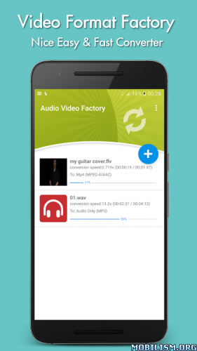 Video Format Factory v5.4 [Premium]