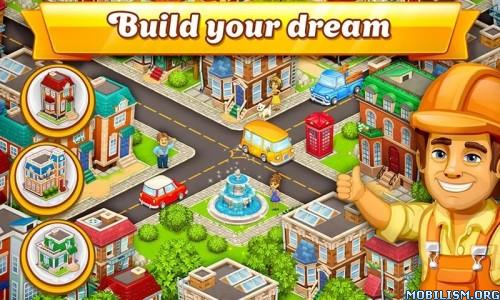 Cartoon City: farm to village v1.65 [Mod]