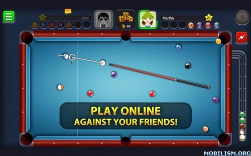 8 Ball Pool v4.9.1 [Mod]