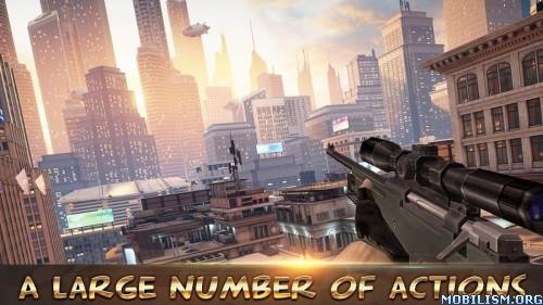 Sniper 3D Strike Assassin Ops v3.16.4 [Mod Money]