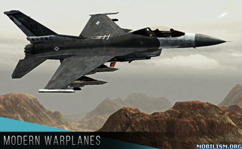 Modern Warplanes v1.13.0 (Mod Ammo)