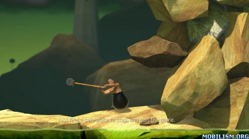 Getting Over It with Bennett Foddy v1.9.4 (Paid)