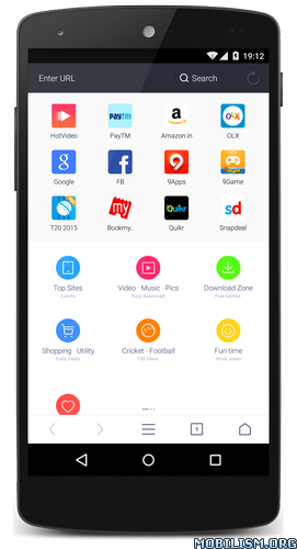 UC Browser - Fast Download Private v13.2.2.1299 b200613194534 [Mod]