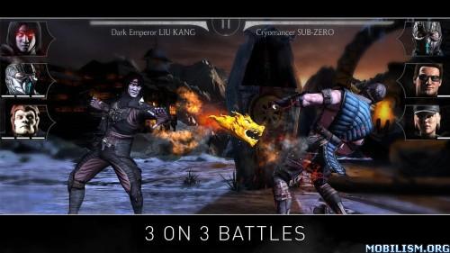 Mortal Kombat v3.0.0 [Mod]