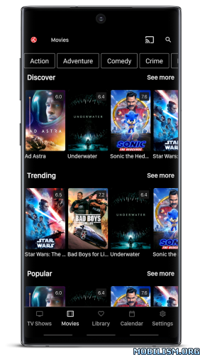 NovaTV v1.3.3 [Mod Extra]