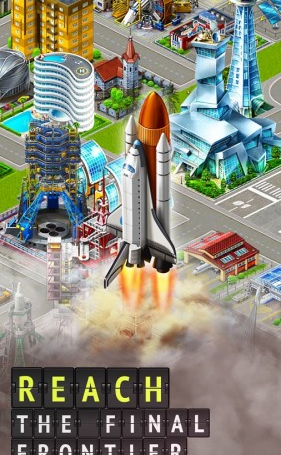 Airport City: Airline Tycoon v8.01.16 [Mod]