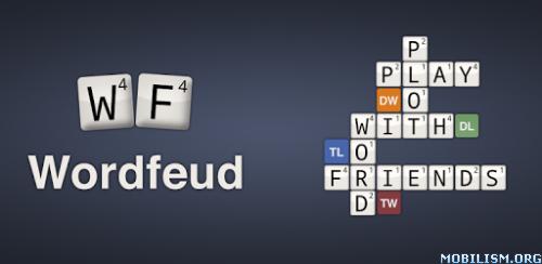 Wordfeud v3.2.0 (Paid)