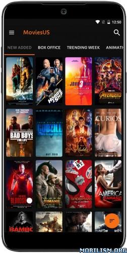 Moviesus - Best Online Cinema Free v1.2 [Ad-Free]
