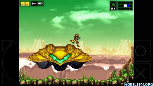 AM2R (Another Metroid 2 Remake) v1.5.0