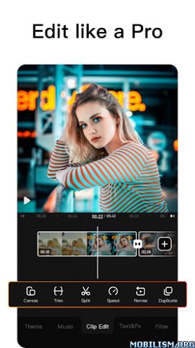 VivaVideo - Video Editor & Video Maker v8.5.3 [Vip]
