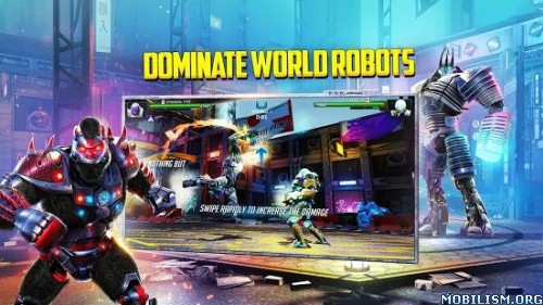 World Robot Boxing 2 v1.5.786 (Mod)