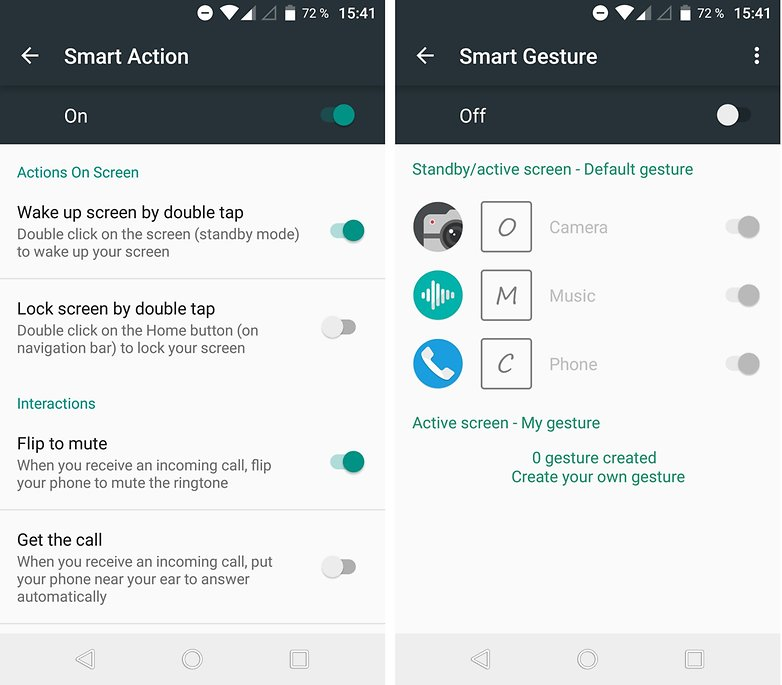 androidpit wiko wim smart os