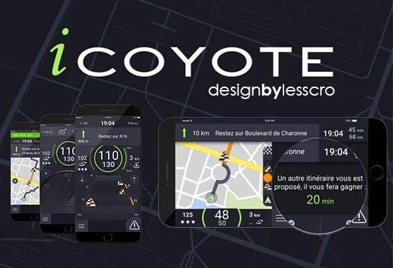 iCOYOTE 11.0.660 Hybrid pour Android (renouveler votre période d'essai à l'infini)