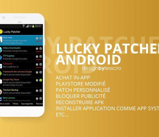 Télécharger Lucky Patcher pour Android
