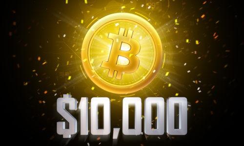 Bitcoin - BTC à 10000 $