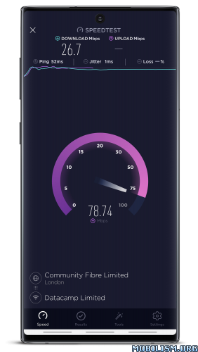 1599723004 dmDGNQHD37 - Speedtest by Ookla v4.5.19 [Premium]