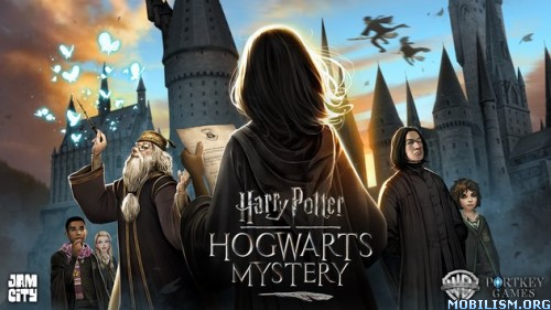 dm3D2U589E - Harry Potter Hogwarts Mystery v3.1.1 (Mod)