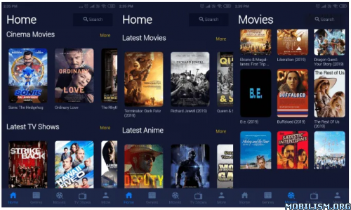 dm4JVW1OU0 - CineHub – Watch Free Movies and TV Shows v2.2.7 [Mod] [Ultra] [Lite]