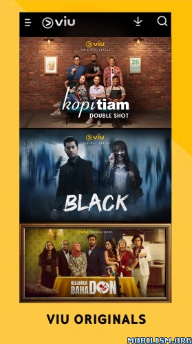 dmFVYGMBQH - Viu: Korean Drama, Variety & Other Asian Content v1.38.2 [Premium]