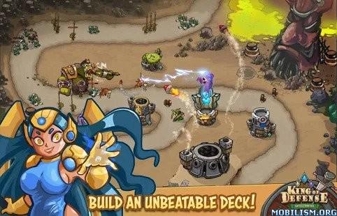 King Of Defense: Battle Frontier v1.5.34 (Mod Money)
