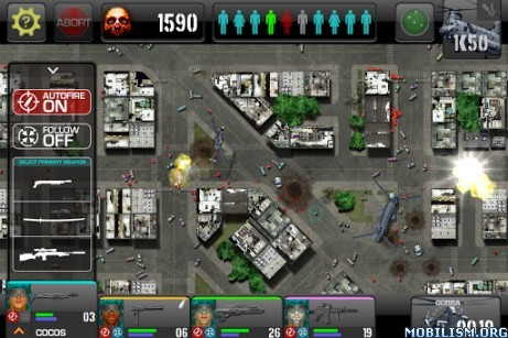 dmIE6LWTU9 - War of the Zombie v1.2.85