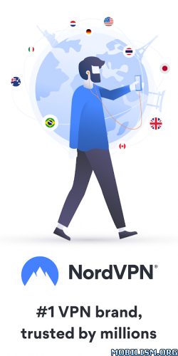 dmJZTH - NordVPN: Best VPN Fast, Secure & Unlimited v4.16.4 [Premium Accounts]