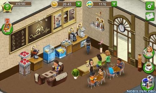 My Cafe: Recipes & Stories v2020.9.2 [Mod Money]
