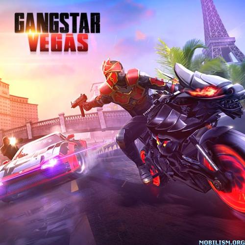 dmQDV2 - Gangstar Vegas v5.1.1a [Mod Money/Vip 10 Unlocked]