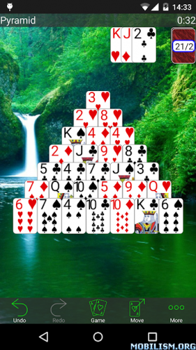 dmWIVI - 250+ Solitaire Collection v4.15.13 [Premium]