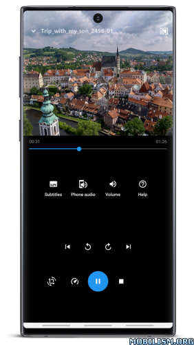 dmWSME - Web Video Cast | TV/Chromecast+ v5.1.10 build 3252 [Premium] [Mod]
