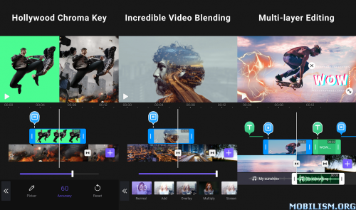 dm7SQ6 - VivaCut - Pro Video Editor, Free Video Editing App v1.7.5 [Pro]