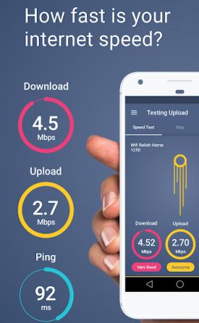 Meteor: Speed Test for 3G, 4G, Internet & WiFi v1.22.2-1