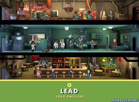 dmDXIQW9N1 - Fallout Shelter v1.14.5 [Mod]
