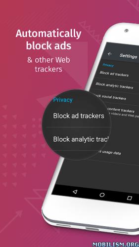 dmJMG0ZJ4E - Firefox Focus: The privacy browser v8.13.0 [Mod]