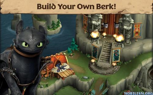 dmLEVY - Dragons: Rise of Berk v1.51.7 (Mod Runes)