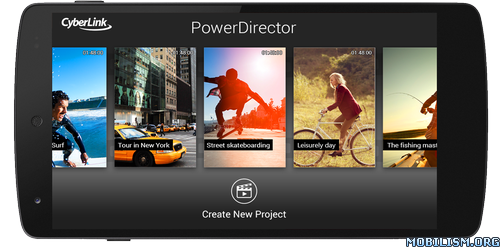 dmMZ71C1PK - PowerDirector - Video Editor v9.1.0 [Unlocked] [Mod Extra]