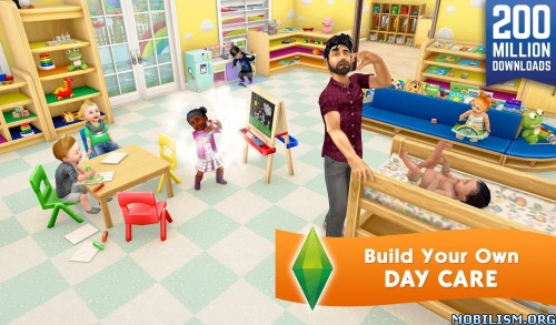 dm2J6Y - The Sims FreePlay v5.57.1 (Mod Money)