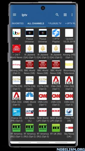 IPTV Pro v6.0.2 [Patched] [AOSP]