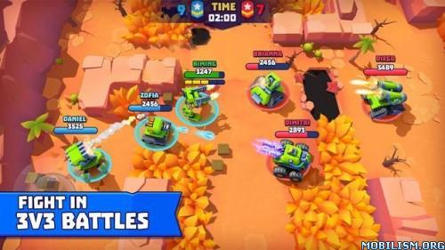 Tanks A Lot! v2.65 (Mod)