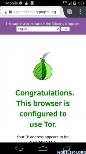 dm04W3EHMW - Tor Browser v10.0.7 [Mod]