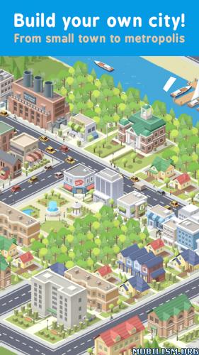 dmSJ47 - Pocket City v1.1.355 [Paid-Patched]
