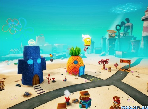 dm5MT6 490x360 - SpongeBob SquarePants: Battle for Bikini Bottom v1.0.3 [Paid]