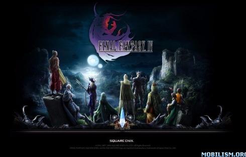 dm7PJS 490x312 - Final Fantasy IV v2.0.0 Patched + Mega Mod